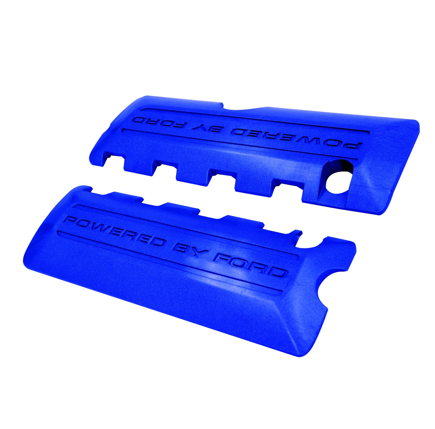 Ford Racing M6P067M50B Blue Coil Cover by Ford