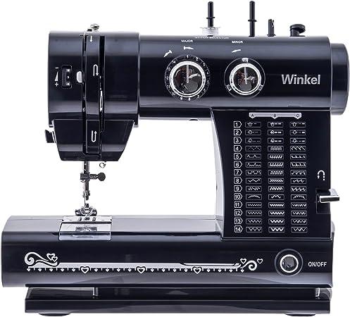 Winkel SW42 - Máquina de Coser: Amazon.es: Hogar