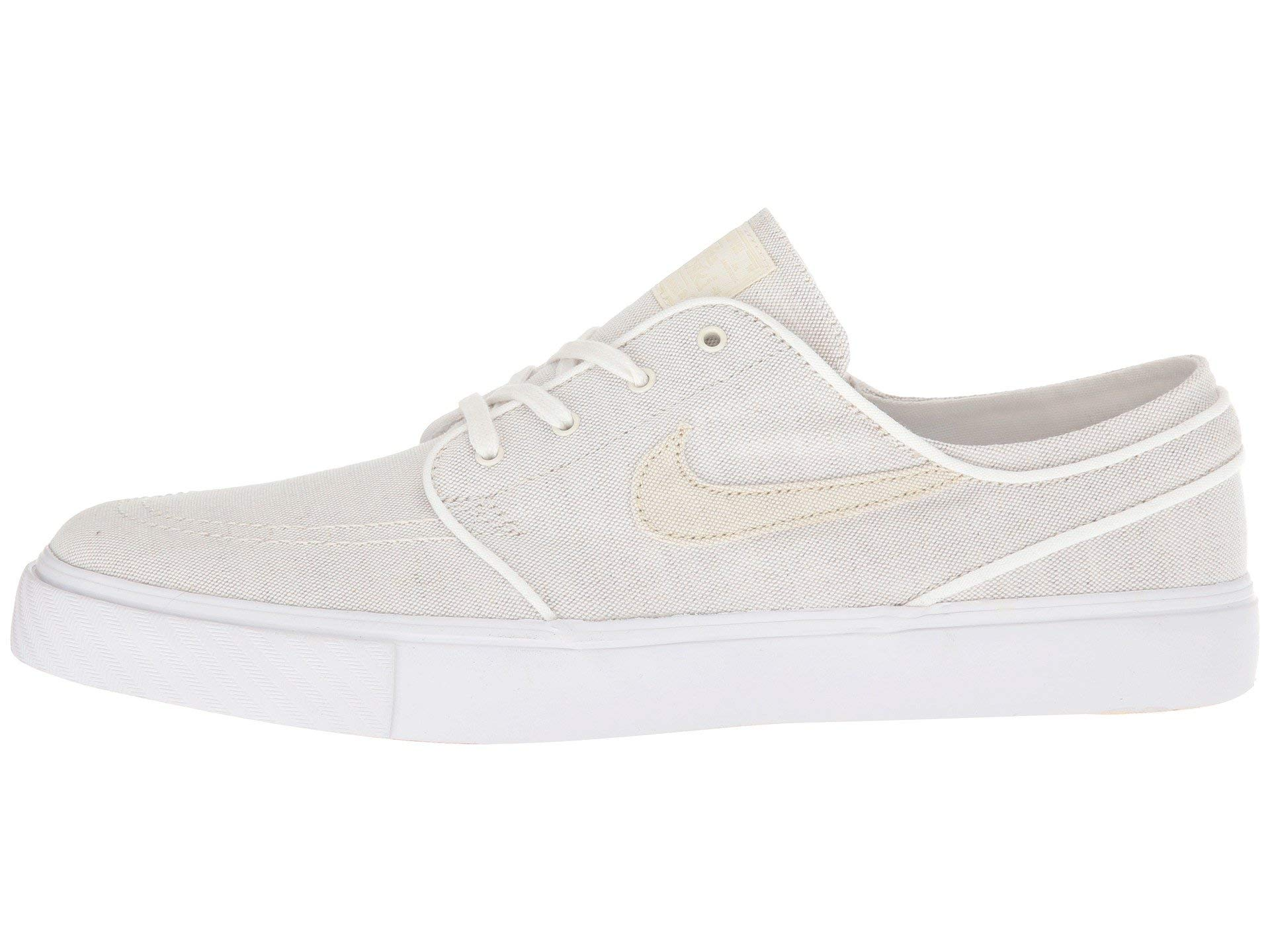 b88a4db391e Galleon - NIKE Men SB Zoom Stefan Janoski Canvas Deconstructed Skate Shoes  Sail Fossil-Vintage Coral (11.5)