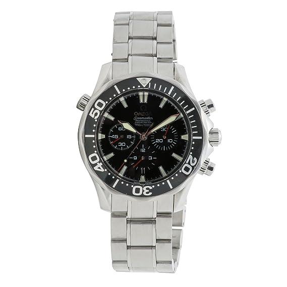 Omega Seamaster automatic-self-wind Mens Reloj 2594.52 (Certificado) de segunda mano: Omega: Amazon.es: Relojes