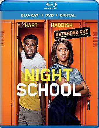 726fb6406ba0 Amazon.com  Night School  Blu-ray   Kevin Hart