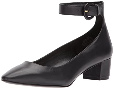 6b8029d3abd Nine West Women s BRIANYAH Leather Pump Black