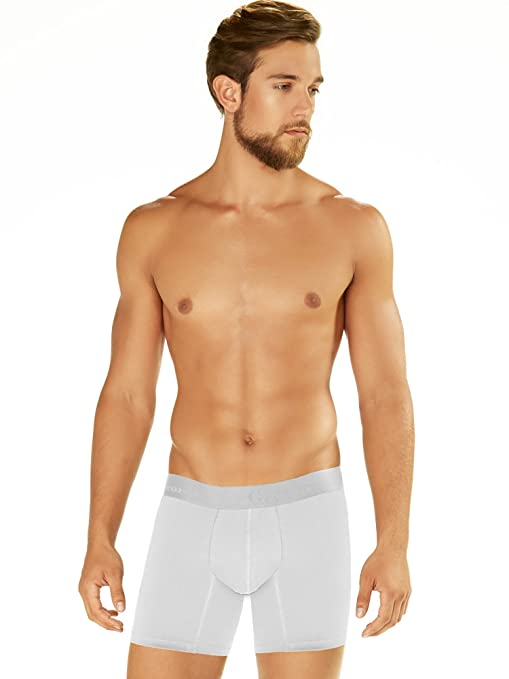 DIANE & GEORDI 5172 Men Boxer Trunks Underwear Low Rise | Boxer para Hombres at Amazon Mens Clothing store: