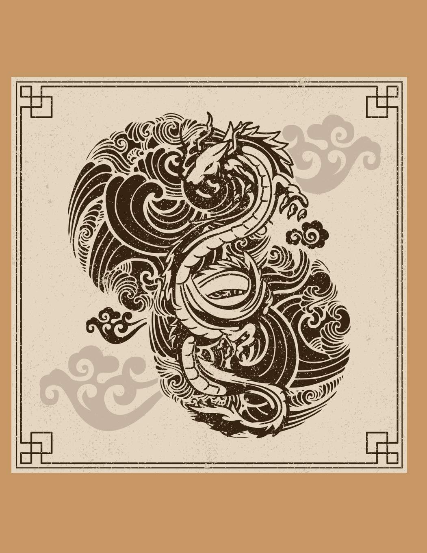 Tattoo Designs Sketchbook Japanese Tattoos Flash Book Body Art Practice Book Artists 8 5 X 11 150 Pages Boyte Jennifer 9781090151438 Amazon Com Books
