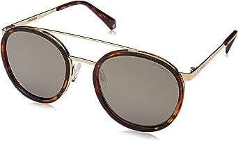 Polaroid PLD 6032/S LM 086 53 Gafas de sol, Marrón (Dark Havana/Brown), Unisex Adulto