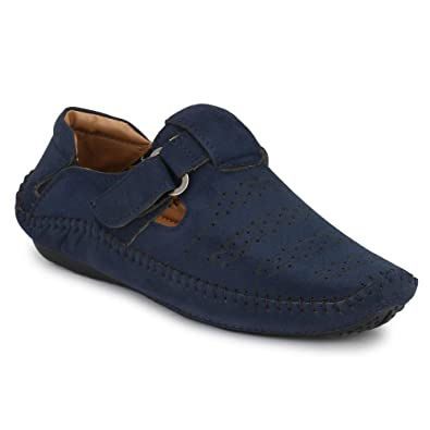 a4257ead4c57 Big Fox Men s Suede Roman Sandal  Buy Online at Low Prices in India ...
