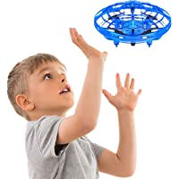 Drones for Kids, Flying Toys for Kids Boys Girls Christmas Birthday Gifts Infrared Induction Auto-Avoid Obstacles Quadcopter Helicopter Novelty RC Drone Adults Beginners Teenagers Childrens Mini Drone