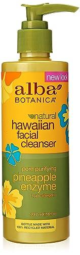 Alba Botanica Pineapple Enzyme Facial Cleaner 235 ml