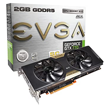 EVGA GTX 770 SUPERCLOCKED WINDOWS 10 DRIVERS DOWNLOAD