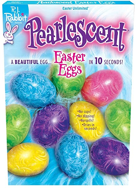 Easter Unlimited Pearlescent Egg Coloring Kit