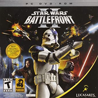 Amazon Com Star Wars Battlefront Ii Video Games