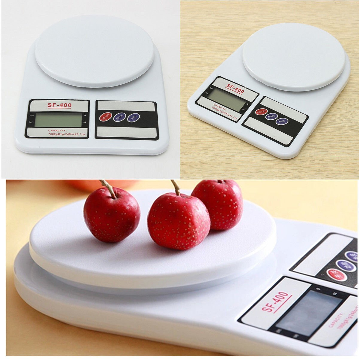 Digital Kitchen Scales under Rs.1,999