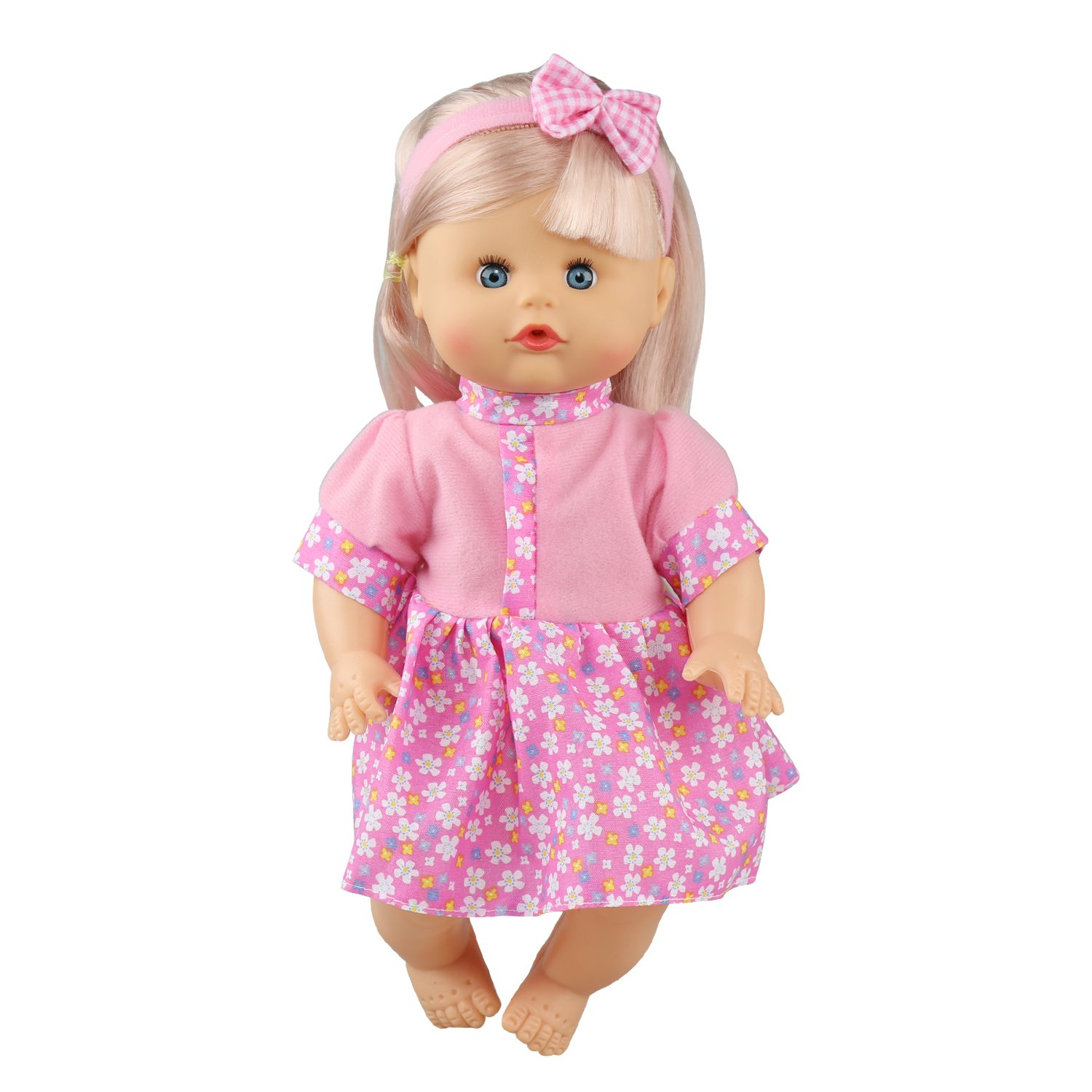 Pack of 12 Fit for 12 14 Inches Alive Baby Doll Dresses