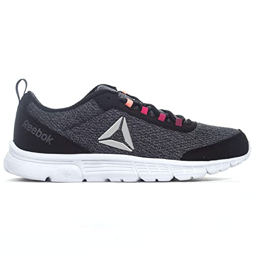 6ad83292a37b04 Reebok Women s s Speedlux 3.0 Trail Running Shoes Multicolour (La Black Ash  Grey