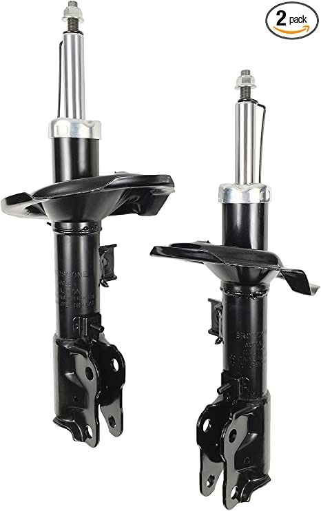 BROSCONE S0041-S0041 2 Pieces 1 Pair Suspension Front Complete Struts /& Spring Assembly Fits 2004 2005 Ford Explorer