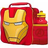 Iron Man Collectible Tin Carry All Yellow