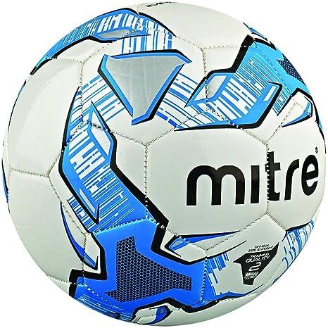 Mitre Impel - Balón de fútbol de Entrenamiento, Color Blanco ...