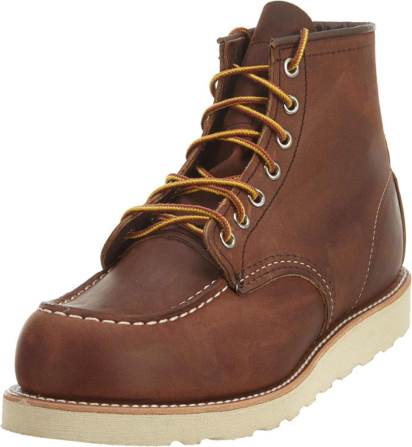 Red Wing Mens Classic Moc Boot