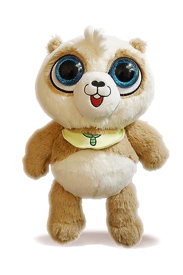 Amazon Com Pandayeah Brown Baby Panda Teddy Bear Toffy Plush Toy