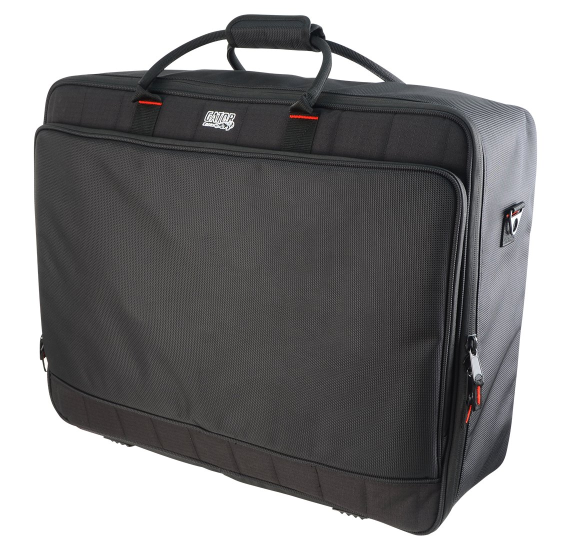 Gator Cases Padded Nylon Mixer/Gear Carry Bag with Removable Strap; 25'' x 19'' x 8'' (G-MIXERBAG-2519)