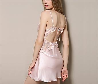 Amazon.com: JIANGTAOLANG Sexy Ssleeveless Backless Nightdress Lace Women Sleepwear: Books