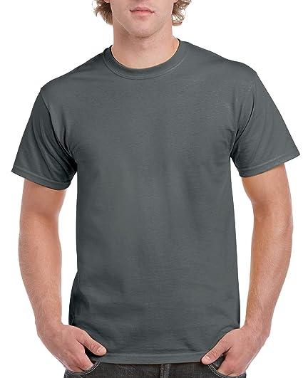 7bb7dc19e Amazon.com  Gildan Men s Classic Ultra Cotton Short Sleeve T-Shirt ...