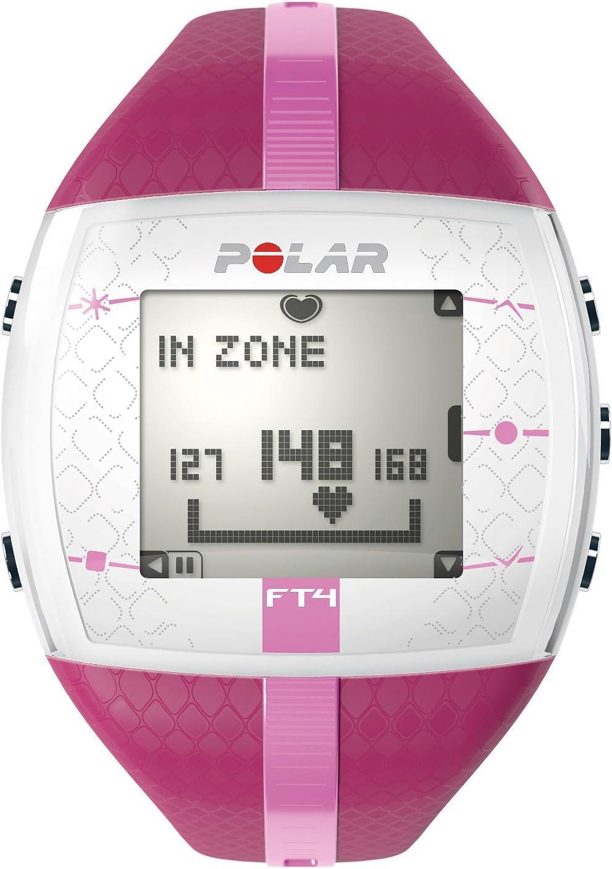 Polar FT4 - Reloj con pulsómetro e indicador de calorías ...