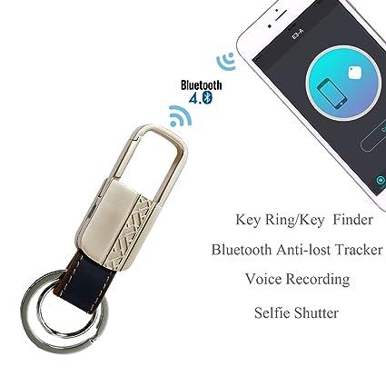 3H–Localizador de Llaves inalámbrico, llavero Bluetooth,