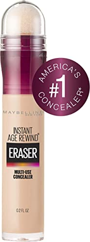 Maybelline New York Concealer Instant Age Rewind, Light, 6 Milliliters (packaging may vary)