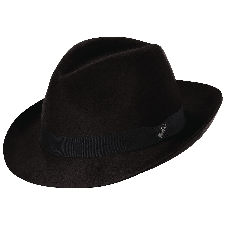 3a2fc7b1 WOOLRICH RAW EDGE FELT SAFARI HAT at Amazon Men's Clothing store: