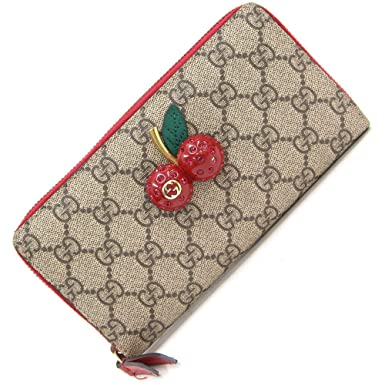 the latest 5bff1 4d533 Amazon.co.jp: GUCCI(グッチ) ラウンドファスナー長財布 GG ...