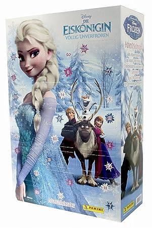 Panini 064568 Adventskalender Disney Frozen Die Eiskönigin Völlig Unverfroren Limitiert