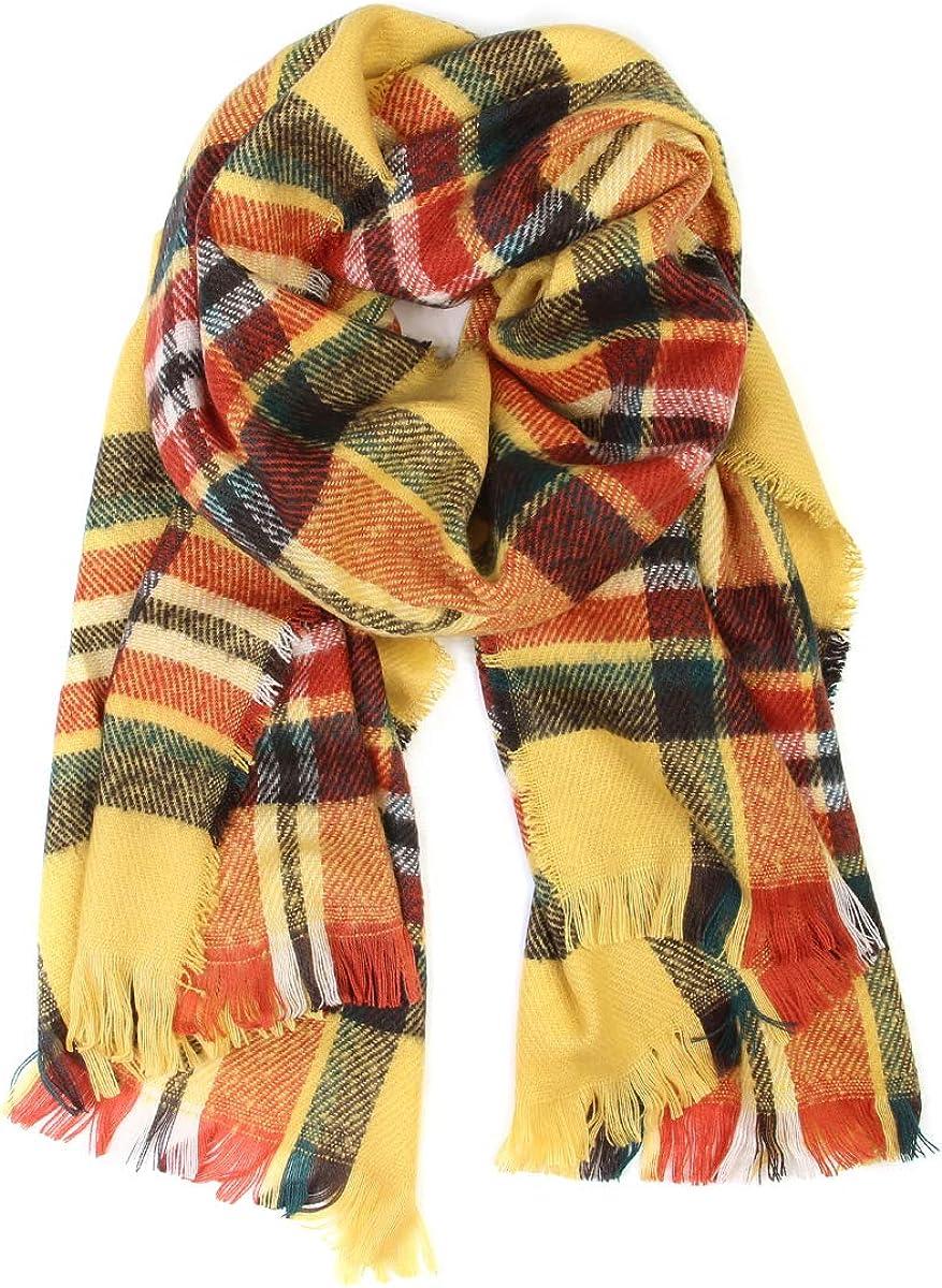Women's Shawl Wrap Warm...