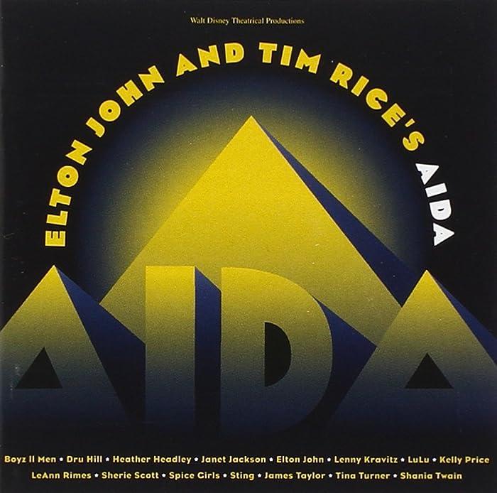 Elton John And Tim Rice's Aida (1999 Concept Album)