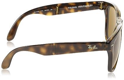 90fd6528edc ... polarized sunglasses shiny black 7f067 daa2a  where to buy amazon ray  ban rb4105 folding wayfarer sunglasses clothing 4076c 491b5