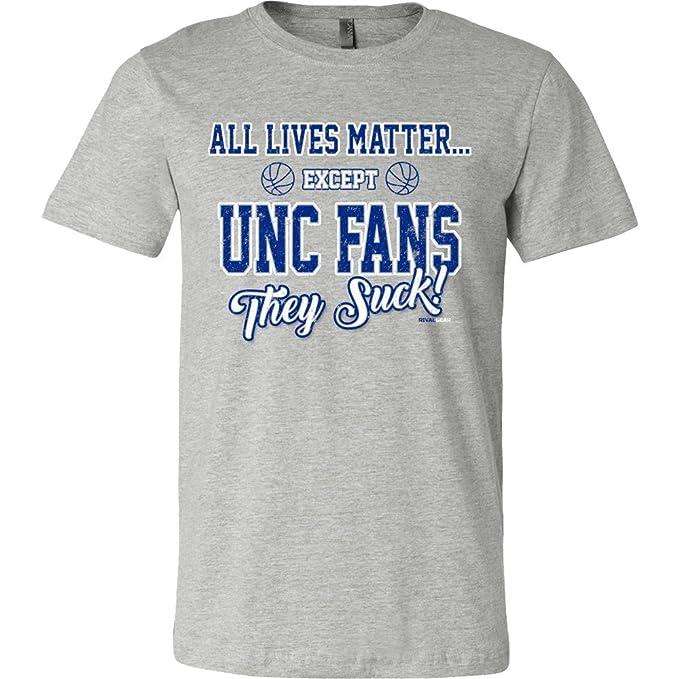 official photos 91727 424e8 Rival Gear Duke Blue Devils Fan T-Shirt, All Lives Matter