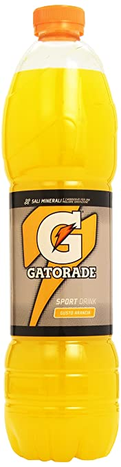 4 opinioni per Gatorade Sport Drink, Gusto Arancia- 1.5 Litri