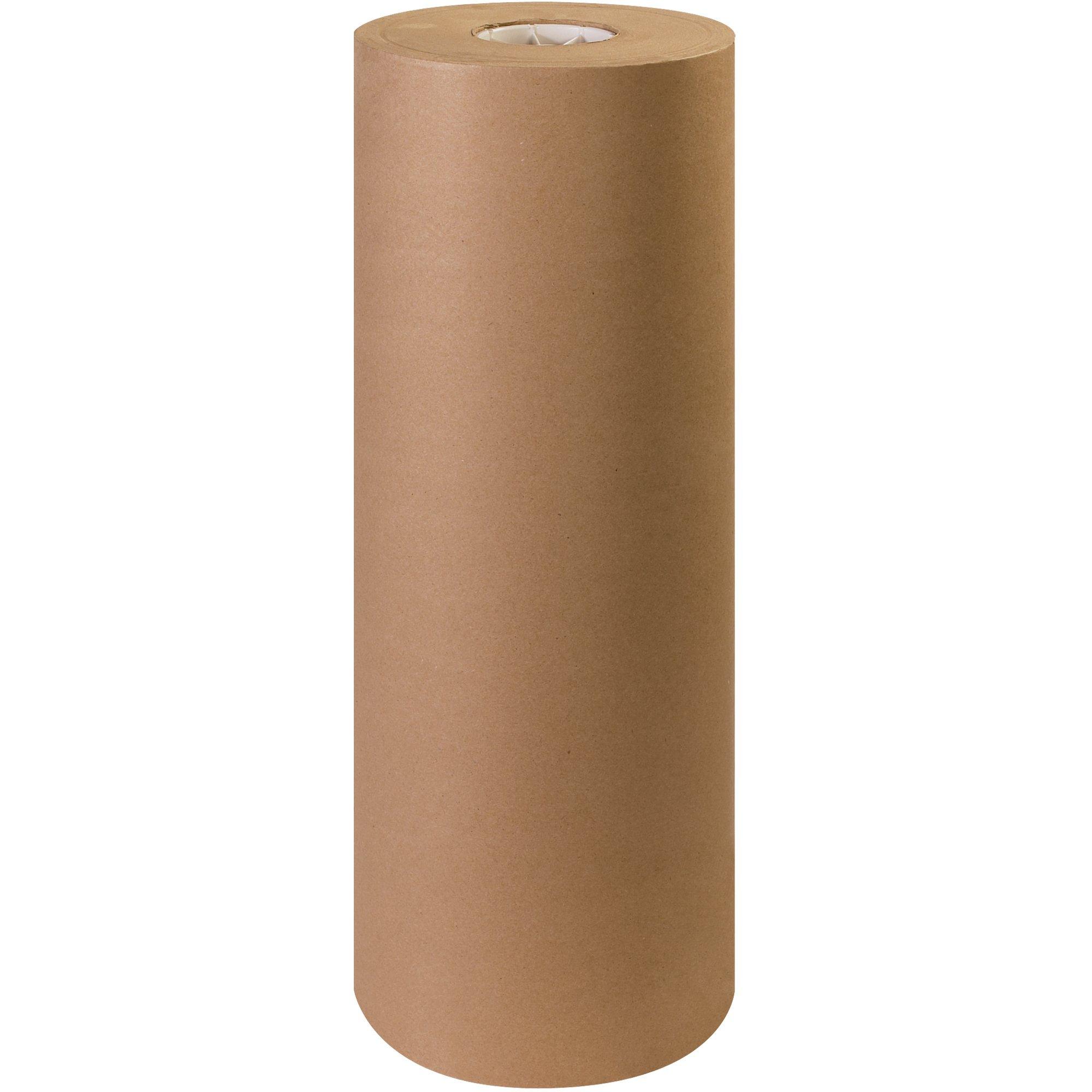 Aviditi KP2450 Fiber 50# Paper Roll, 720' Length x 24'' Width, Kraft by Aviditi