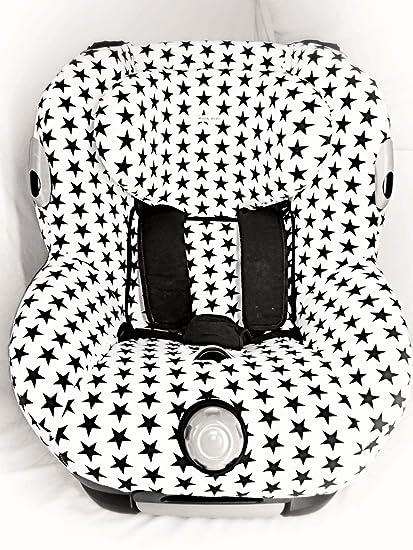 Moon-bebe Funda para Maxi Cosi Bébé Confort Opal blanco: Amazon.es: Bebé