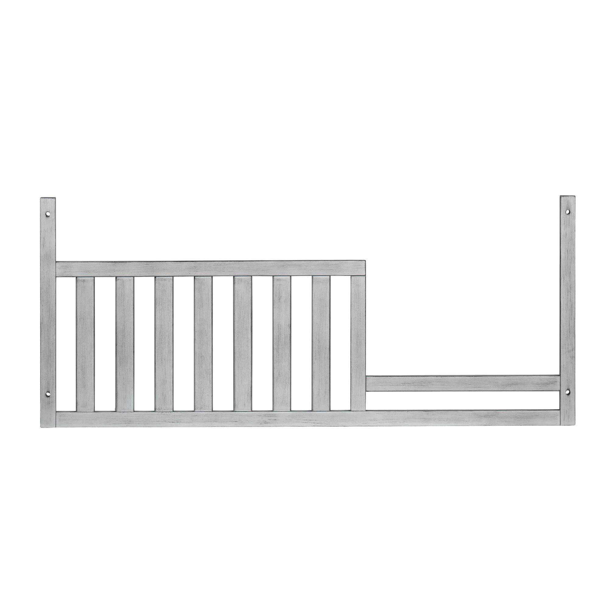 Oxford Baby Mayfield Guard Rail, Antique Silver