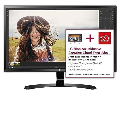 LG 27UK600 W Écran PC LED 27 3840 x 2160 5 ms HDMI Noir