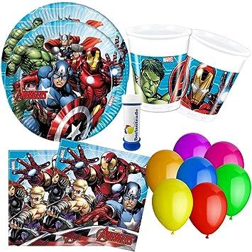 Procos Doriantrade Mighty Avengers Juego De Accesorios Para