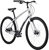 "Diamondback Bicycles Division Comfort Bicycle, Silver, 19""/Large"