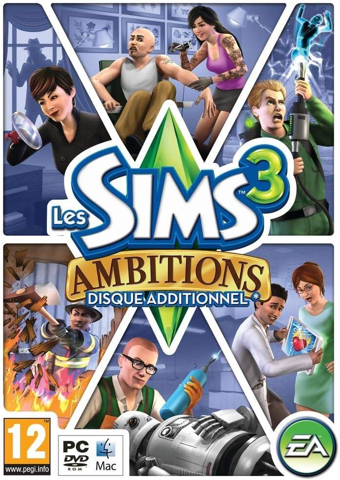 Les Sims 3 Ambition [Importación francesa]: Amazon.es: Videojuegos