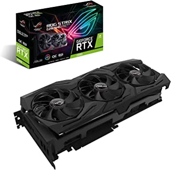 ASUS Republic of Gamers Strix GeForce RTX 2080 OC 8GB Graphics Card