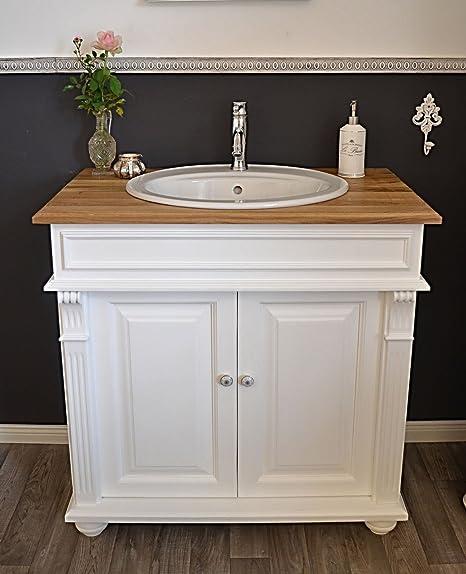 País & Amor de Muebles de baño GmbH Bradford: rústico de Lavabo,