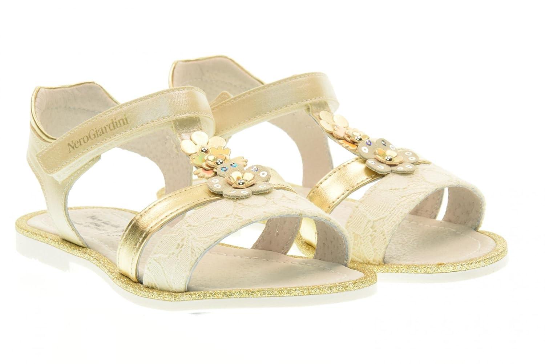 8ad1ace35a88e Nero Giardini P732340F Chaussures Fille Sandales 702 (27 34)  Amazon.fr   Chaussures et Sacs