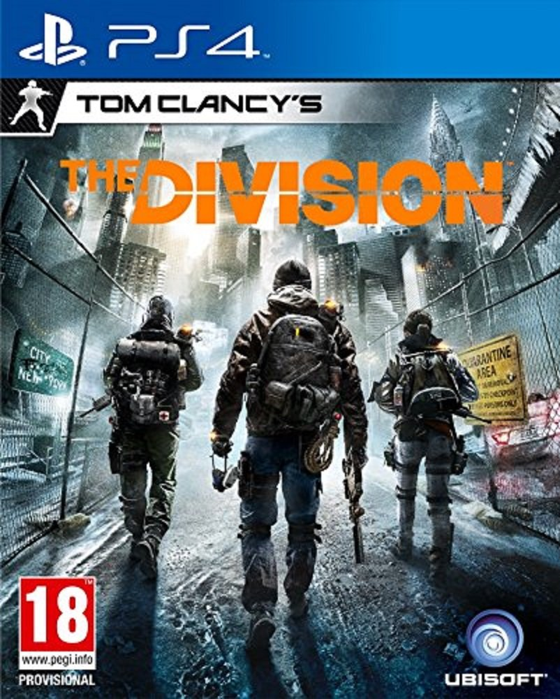 TOM CLANCY S THE DIVISION IN STEM When you press the Start button, everything written is written