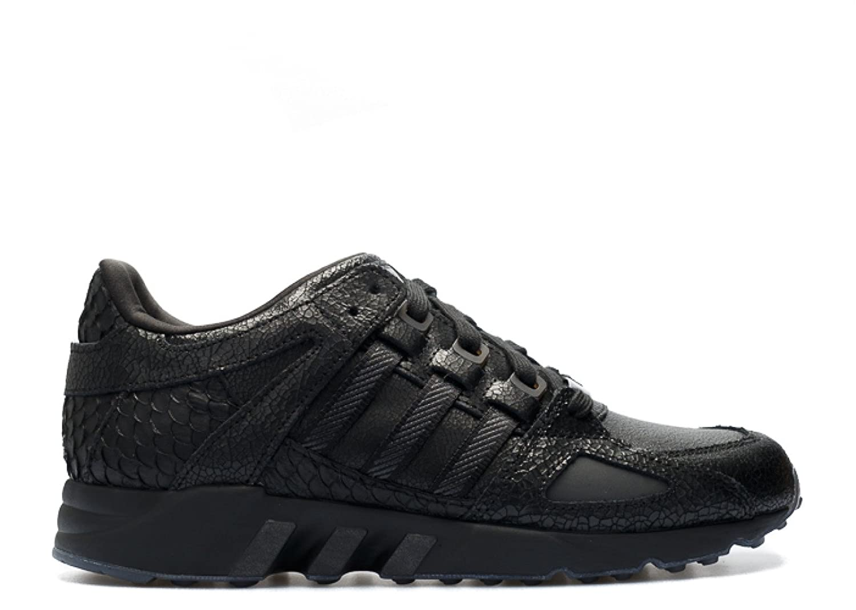 size 40 38d5f 08a38 Amazon.com  adidas Pusha T Black Market EQT Equipment Running Guidance  Aq7433  Shoes