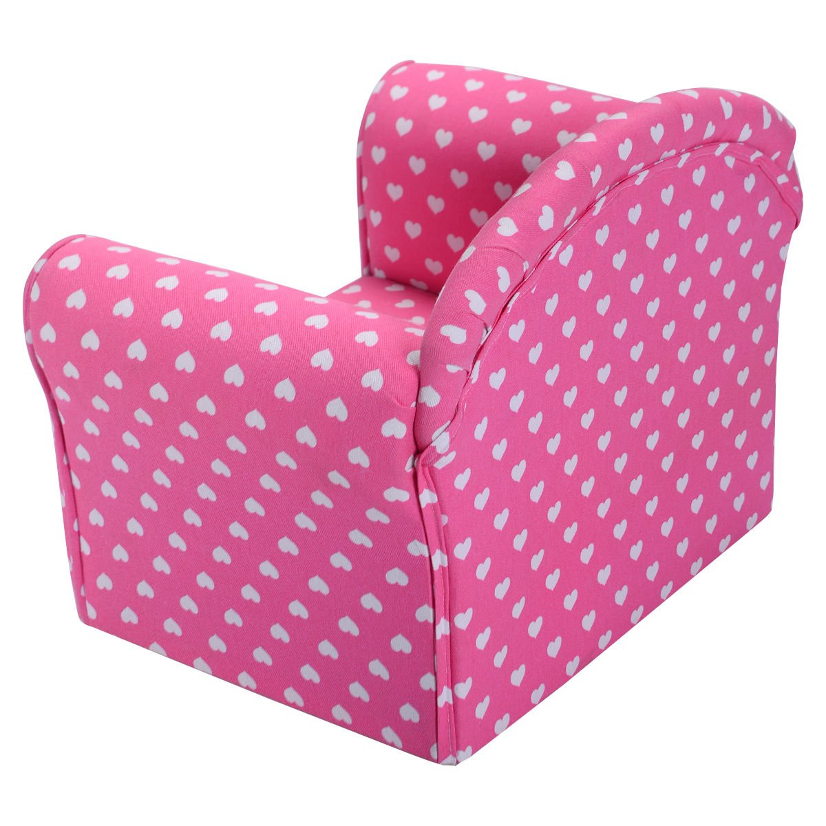 Amazon.com: Costzon Kids Sofa Armrest Chair Couch Children Living Room  Toddler Furniture (pink): Kitchen U0026 Dining